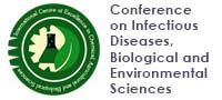 Conference on Infectious Diseases, Biological and Environmental Sciences 2020