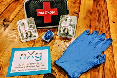 Online Ordering of Life-Saving Opioid Overdose Drug Naloxone Now Available for Texas Businesses and Organizations