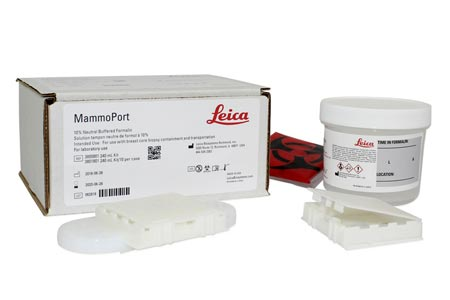 For Breast Biopsies, MammoPort Standardizes Tissue Transfer from Radiology to Pathology to Ensure Quality and Reduce Errors