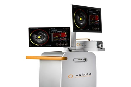 Infraredx Announces Launch of Makoto™ Intravascular Imaging System and Dualpro™ IVUS+NIRS Catheter in Japan