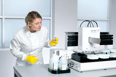 ambr® 15 cell culture system