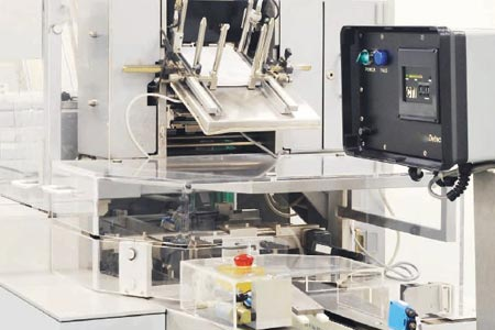 Integrating Track and Tace Solution for Pharmaceutical Packaging line